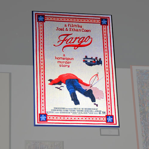 Fargo, Original Movie Poster