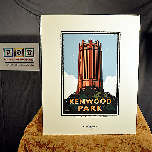 Mark Herman, Kenwood Park Summer, 16x20