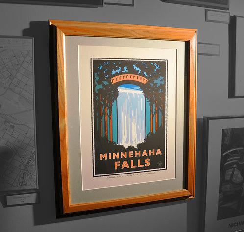 Mark Herman, Minnehaha Falls