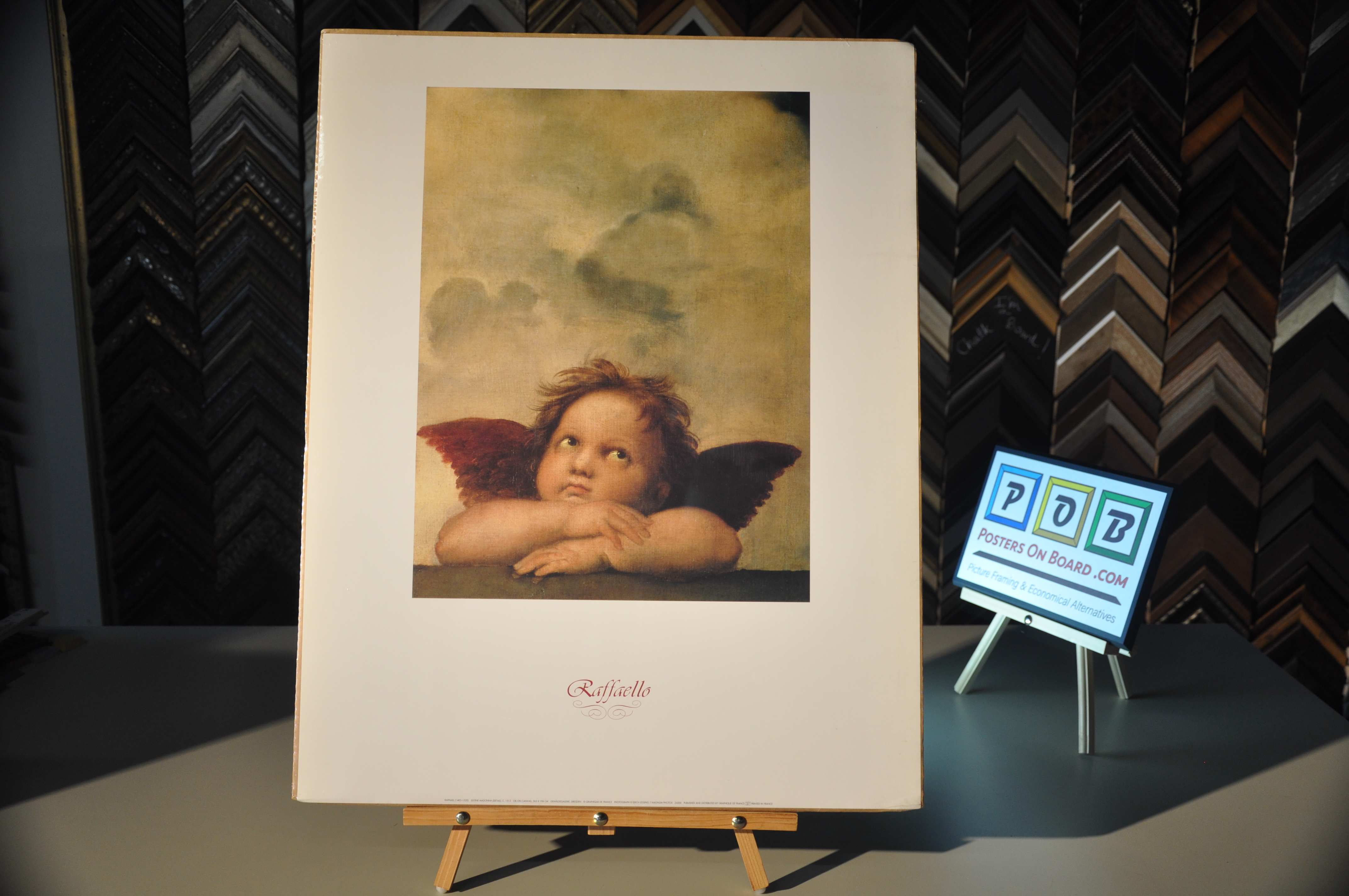 PostersOnBoard.com, European Artists