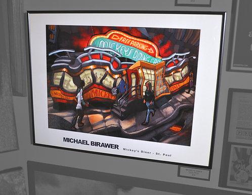 Michael Birawer, Mickey's Diner