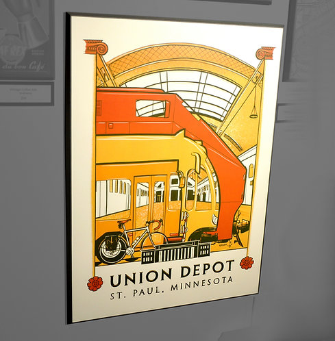 Adam Turman, Union Depot
