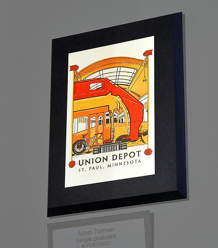Adam Turman, Union Depot, Single Card