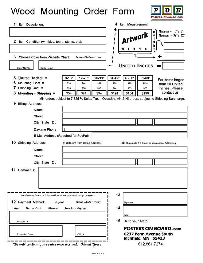 POB Wood Mounting Order Form for Web, Form 07012021, Jul 2021.jpg