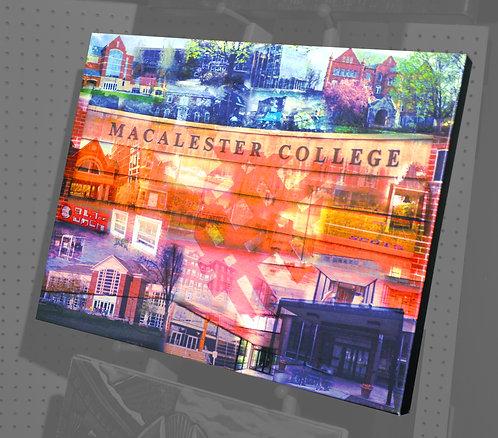 Giesla Hoelscher, Macalester College