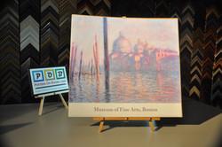PostersOnBoard.com, Monet, Van Gogh