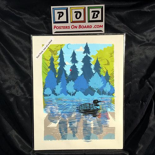 Loon - Test Print