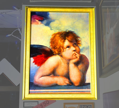 Raffaello (Raphael), Cherubino I
