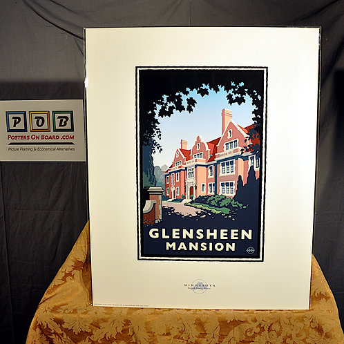 Glensheen Mansion Summer, 16x20