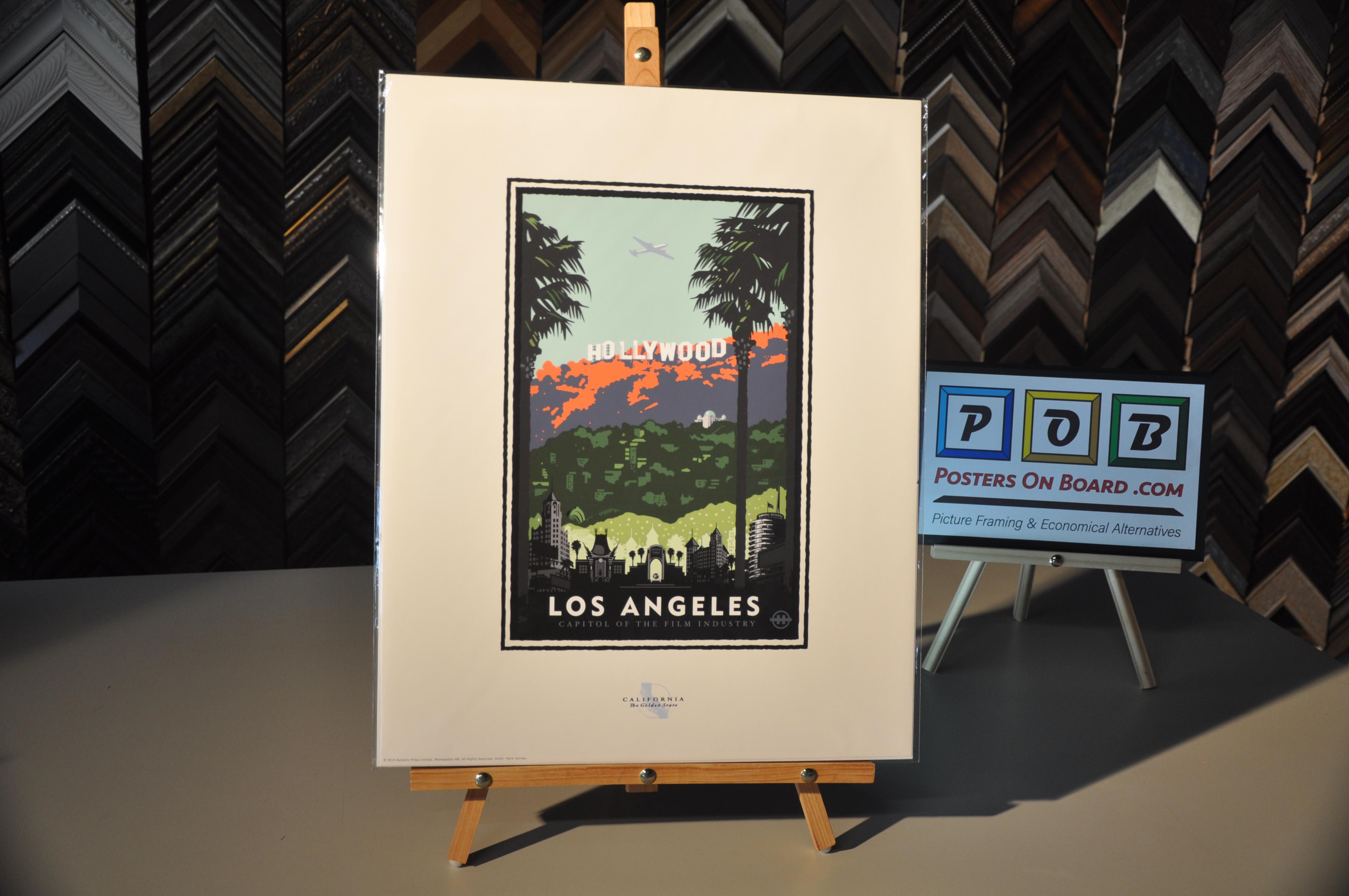 PostersOnBoard.com, Places, U.S.A.