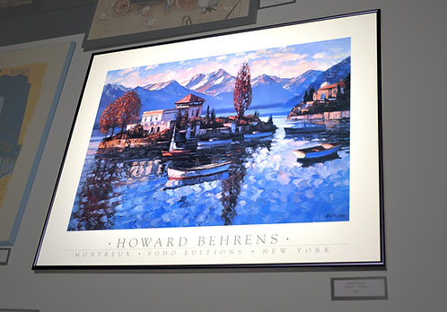 Howard Behrens, Montreaux