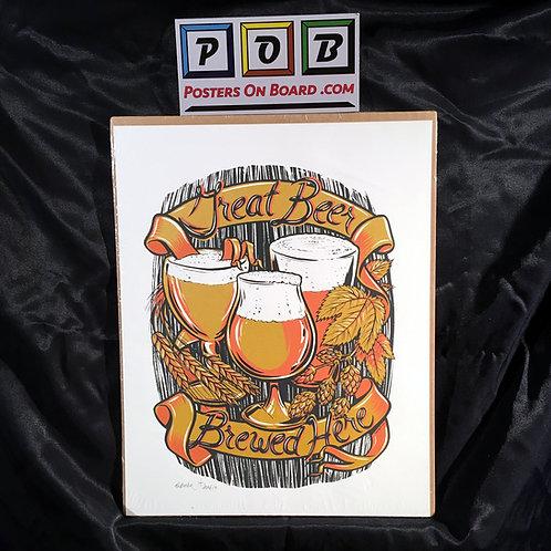 Great Beer Brewed Here