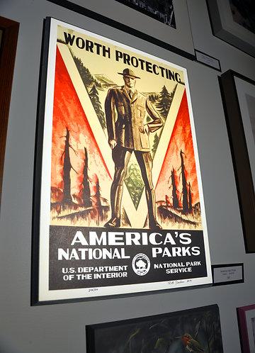 Decker, America's National Parks