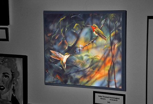 Ratnavira, Ruby Throated Hummingbird