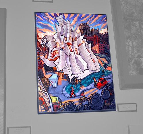 Michael Birawer, Weisman Museum