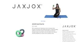 Kara JaxJox Hand Grip
