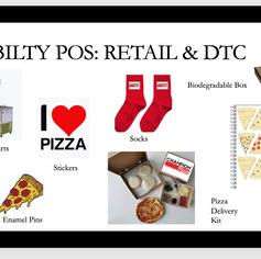 Hakkis Pizza Custom Graphics