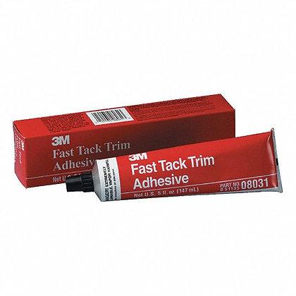 3M Fast Tack Trim Adhesive, 08031, 5 oz Tube