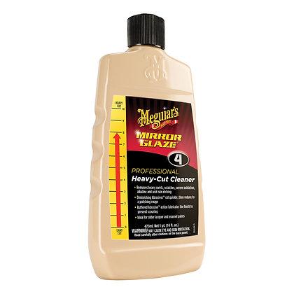 Meguiar's® Mirror Glaze® M0416 Heavy-Cut Professional Cleaner Compound, 16 oz