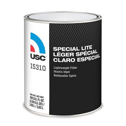 USC® SPECIAL LITE 15310 Lightweight Body Filler, 1 gal, Gray