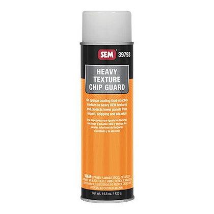 SEM® 39793 Chip Guard, 20 oz Aerosol Can, Opaque, Heavy, Medium-Coarse Texture