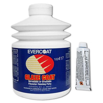 EVERCOAT® GLAZE® COAT 100417 Flexible Polyester Glazing Putty, 30 oz
