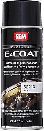 SEM EZ Coat™ 62213 Direct-To-Metal Coating, 16 oz Aerosol, Black