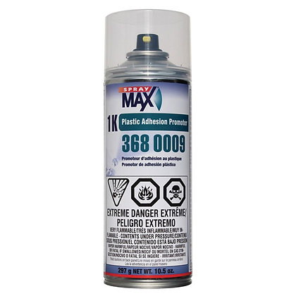 SprayMax® 3680009 1K Plastic Adhesion Promoter, 10.5 oz Aerosol Can