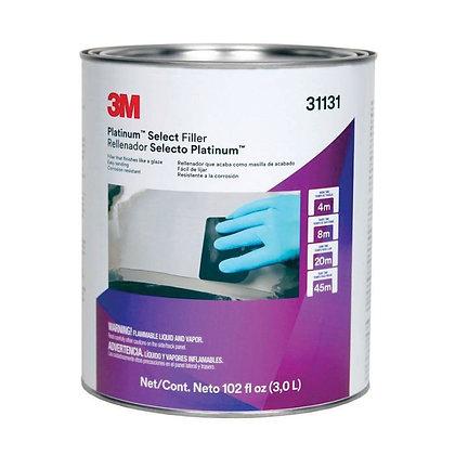 3M™ Platinum™ 31131 Body Filler, 1 gal Can, Lavender