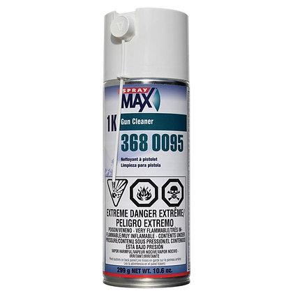 SprayMax® 3680095 1K Gun Cleaner, 10.6 oz Aerosol Can