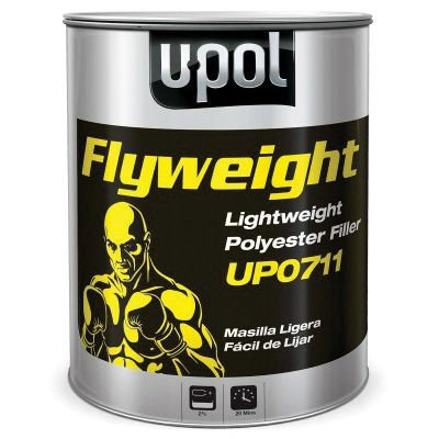 U-POL® FLYWEIGHT UP0711 Polyester Filler, 1 gal Can