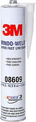 3M™ Windo-Weld™ 08609 Adhesive, 10.5 fl-oz Cartridge