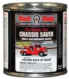 Chassis Saver, Gloss Black, 8 oz.