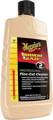 Meguiar's® Mirror Glaze® M0216 Fine-Cut Professional Cleaner Compound, 16 oz