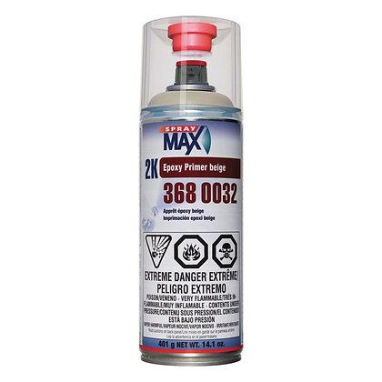 SprayMax® 3680032 Universal 2K Epoxy Primer Filler, Beige