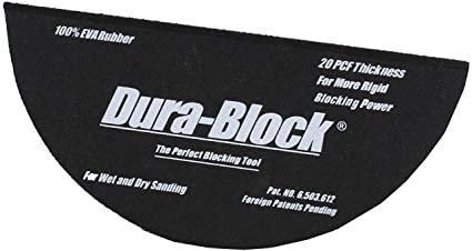 Dura-Block® AF4411 1-Piece Sanding Block, 6 in W