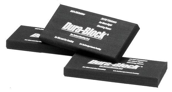Dura-Block® AF4405 Sanding Block, 2-1/2 in W x 5-3/8 in L