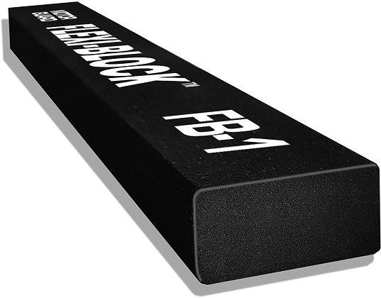 MOTOR GUARD Flexi-Block™ FB-1 Sanding Block, 1-7/16 in W x 11 in L