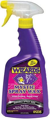 WIZARDS® MYSTIC SPRAY WAX® 01235 Durable Spray Wax, 22 fl-oz