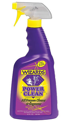 WIZARDS® POWER CLEAN® 11088 Professional All Wheel & Tire Detailer, 22 fl-oz