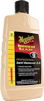 Meguiar's® Mirror Glaze® M0916 Swirl Remover, 16 oz
