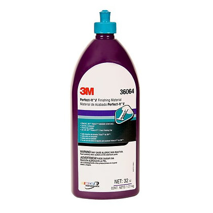 Perfect-It™ 36064 One Step Finishing Material, 1 qt