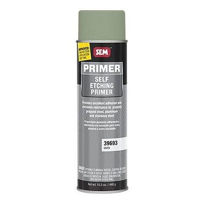 SEM® 39693 Self-Etching Primer, 20 oz Aerosol, Green