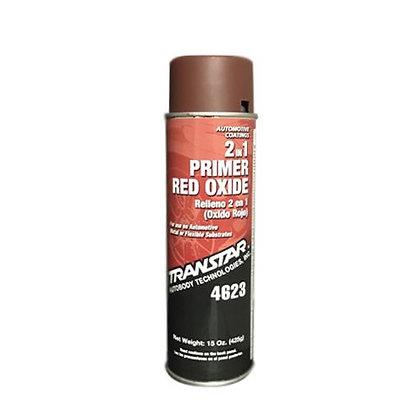 TRANSTAR® 4623 2 in 1 Primer, 20 oz Aerosol Can, Red