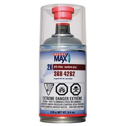 SprayMax® 3684262 2K DTS Sealer, 8.4 oz Aerosol Can, Medium Gray