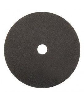 WIZARDS® 11605 Finishing Pad, 6-3/8 in Dia, Foam Pad, Gray
