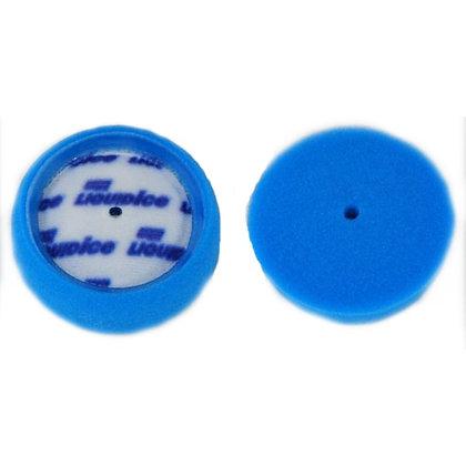 Norton® 05459 Cutting Pad, 3 in Dia, Foam Pad, Blue