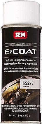 SEM EZ Coat™ 62273 Direct-To-Metal Coating, 16 oz Aerosol, White