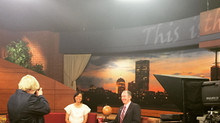 My Interview with Catholic TV, a reflection on how God works