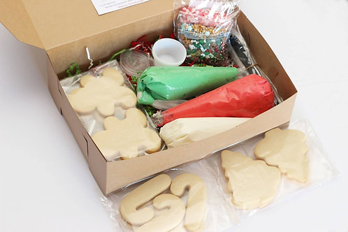 Christmas Sugar Cookie Kit